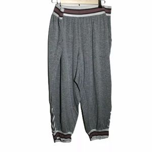 🐼Sleep By Cacique Jogger Pajama Capris Pants 1X